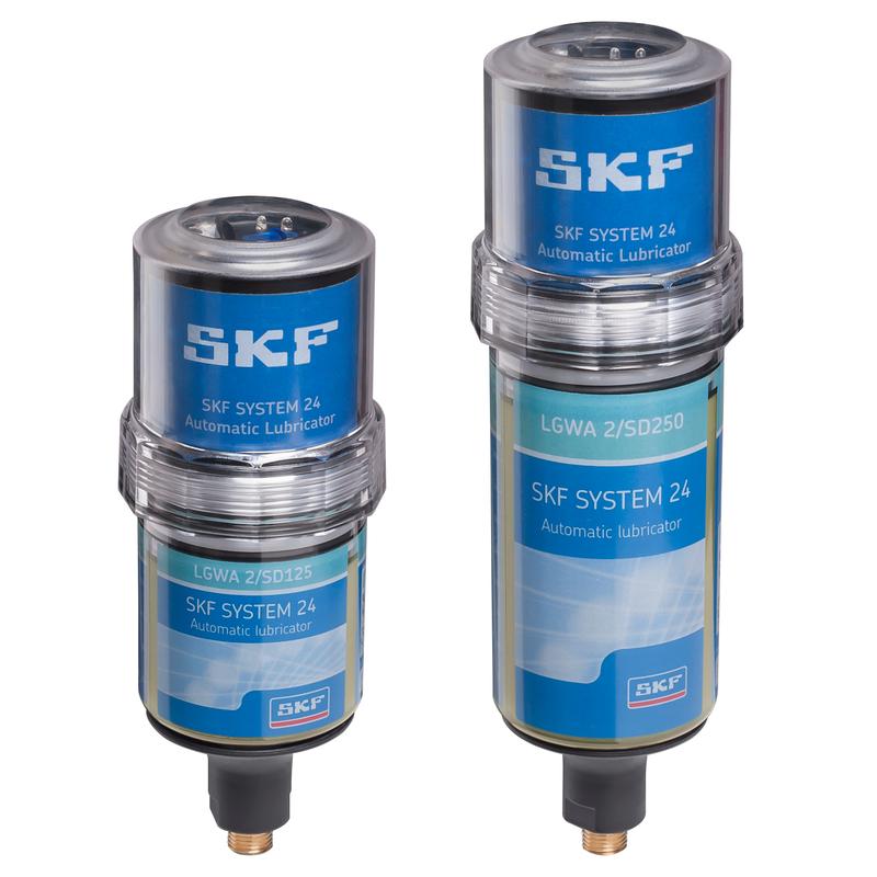 SKF SYSTEM 24 single point lubricator TLSD 125/EM2