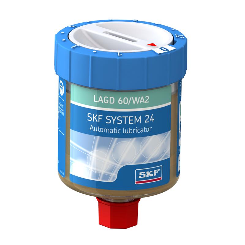 SKF SYSTEM 24 single point lubricator LAGD 60/WA2